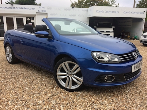 Volkswagen Eos Sport Tdi Bluemotion Technology Convertible 2.0 Manual Diesel