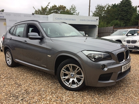 Bmw X1 Xdrive18d M Sport Estate 2.0 Manual Diesel