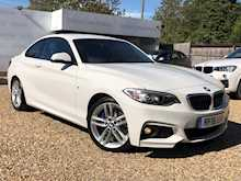 2 Series 220D M Sport Coupe 2.0 Automatic Diesel
