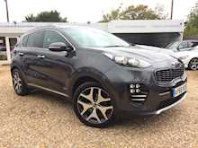 Sportage Crdi Gt-Line Estate 2.0 Manual Diesel