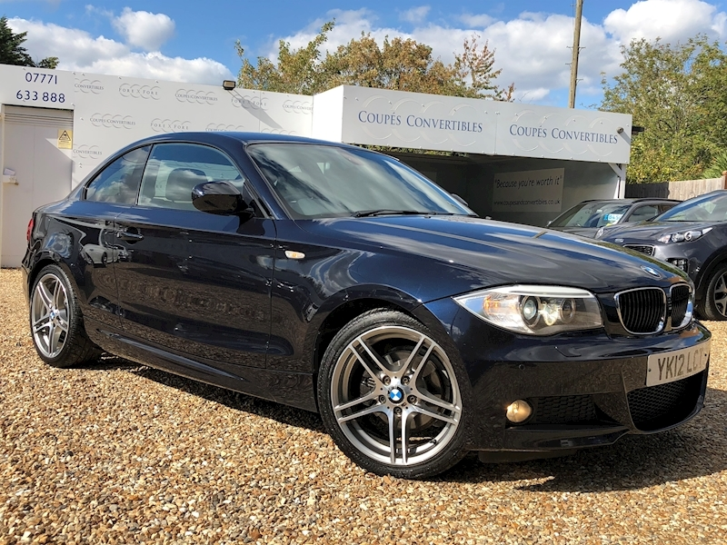 Bmw 1 Series 120D Sport Plus Edition Coupe 2.0 Automatic Diesel