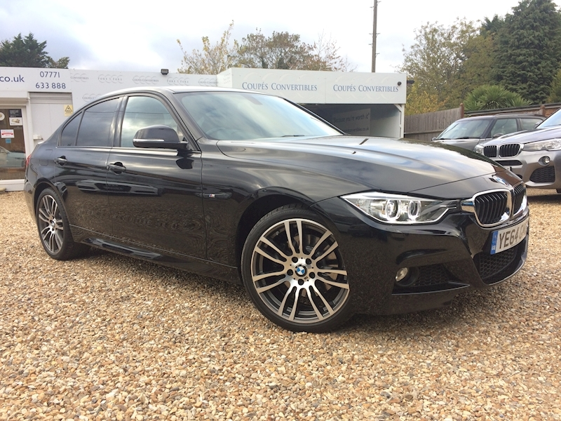 Bmw 3 Series 330D Xdrive M Sport Saloon 3.0 Automatic Diesel