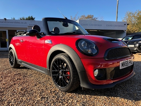Mini Mini Cooper S Convertible 1.6 Manual Petrol