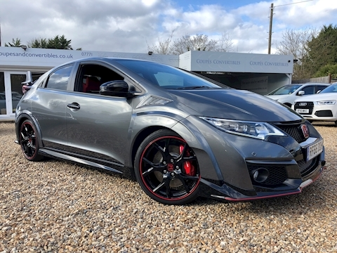 Honda Civic I-Vtec Type R Gt Hatchback 2.0 Manual Petrol