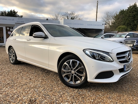 Mercedes-Benz C Class C350 E Sport Estate 2.0 Automatic Petrol/Electric