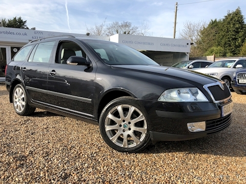 Skoda Octavia Tdi Laurin & Klement Estate 2.0 Manual Diesel