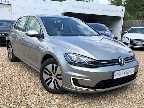 Volkswagen Golf E-Golf Hatchback 0.0 Cvt Electric