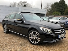 C Class C350 E Sport Premium Plus Estate 2.0 Automatic Petrol/Electric
