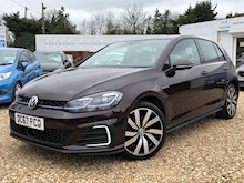 Golf Gte Advance Dsg Hatchback 1.4 Semi Auto Petrol/Electric