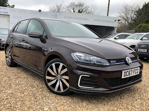 Volkswagen Golf Gte Advance Dsg Hatchback 1.4 Semi Auto Petrol/Electric