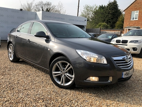 Vauxhall Insignia Exclusiv Cdti Hatchback 2.0 Manual Diesel
