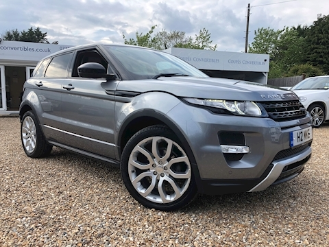 Land Rover Range Rover Evoque Sd4 Dynamic 2.2 5dr Estate Automatic Diesel
