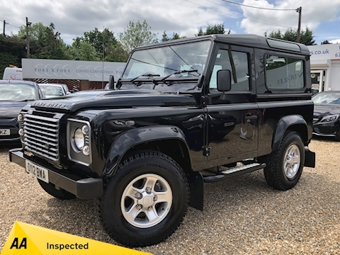 Land Rover Defender 90 Td Xs Station Wagon 2.2 3dr Light 4X4 Utility Manual Diesel