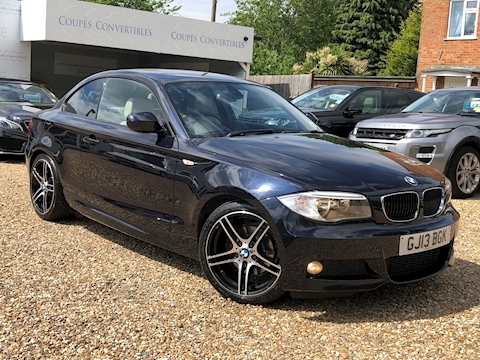 Bmw 1 Series 120D Sport Plus Edition Coupe 2.0 Manual Diesel