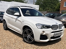 X3 Xdrive35d M Sport Estate 3.0 Automatic Diesel