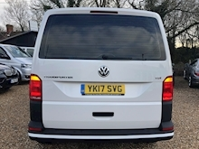Transporter T32 Tdi Kombi Startline Bmt Van With Side Windows 2.0 Manual Diesel