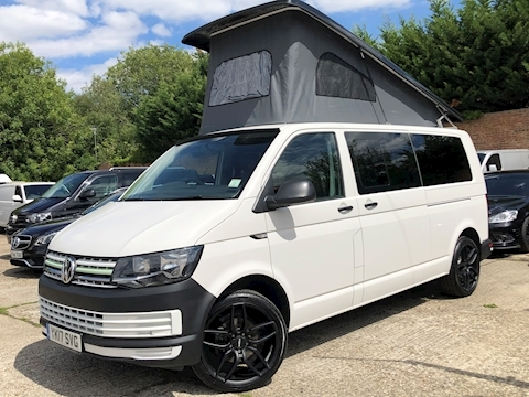 Volkswagen Campervan T32 150 Manual LWB Campervan 2.0 Campervan Manual Diesel