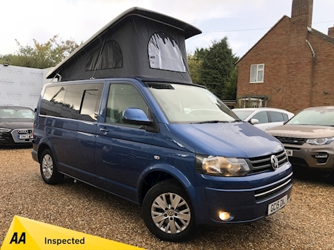 Volkswagen Campervan T28 Tdi Highlne Campervan Manual