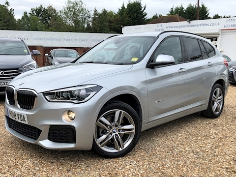 Bmw X1 Sdrive18d M Sport Estate 2.0 Automatic Diesel