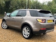 Discovery Sport Td4 Hse Luxury 7 Seat Dual view tv 2.0 5dr Estate Automatic Diesel