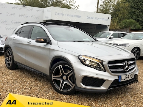 Mercedes-Benz Gla-Class Gla220 Cdi 4Matic Amg Line Premium Plus Night package 2.1 5dr Estate Automatic Diesel