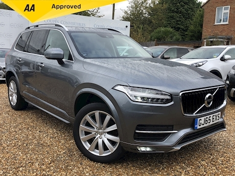 Volvo Xc90 D5 Momentum Awd Estate 2.0 Automatic Diesel