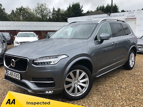 Volvo Xc90 D5 Momentum Awd (Winter pack) 2.0 5dr Estate Automatic Diesel