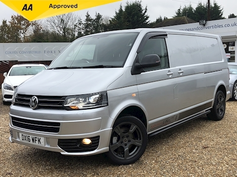 Volkswagen Transporter T32 Tdi Sportline  60TH ANNIVERSARY 2.0 Panel Van Manual Diesel