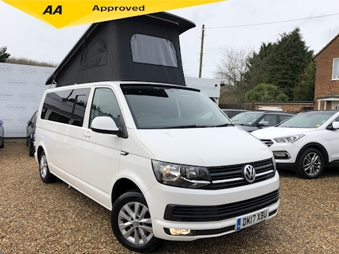 Volkswagen Campervan T30 Tdi Euro 6 Highline Bmt LWB 2.0 Van With Side Windows Manual Diesel
