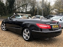 E Class E250 Cdi Blueefficiency SE 2.2 2dr Convertible Automatic Diesel