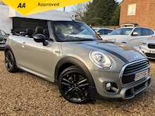 Mini Cooper Convertible 1.5 Manual Convertible  JCW PACKAGE