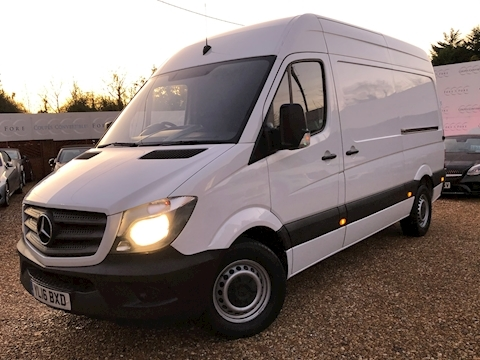 Mercedes-Benz Sprinter 316 Cdi Automatic 2.1 Panel Van Automatic Diesel