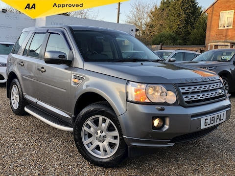 Land Rover Freelander Sd4 Xs Estate 2.2 Automatic Diesel