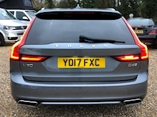 V90 D4 R-Design (Family Pack) 2.0 5dr Estate Automatic Diesel