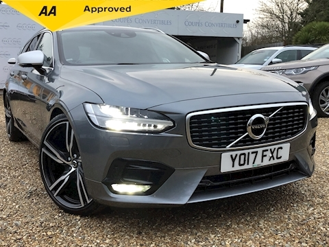 Volvo V90 D4 R-Design Estate 2.0 Automatic Diesel