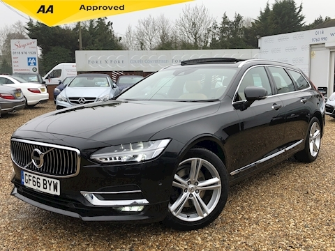 Volvo V90 D4 Inscription (Xenium/Winter plus pack) 2.0 5dr Estate Automatic Diesel