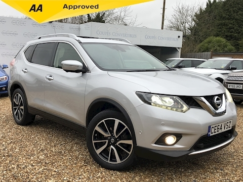 Nissan X-Trail Dci Tekna Estate 1.6 Manual Diesel
