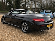 C Class C300T Amg Line 2.0 2dr Convertible Automatic Petrol