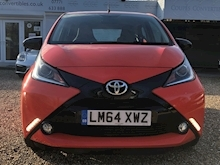 Aygo Vvt-I X-Cite X-Shift Hatchback 1.0 Cvt Petrol