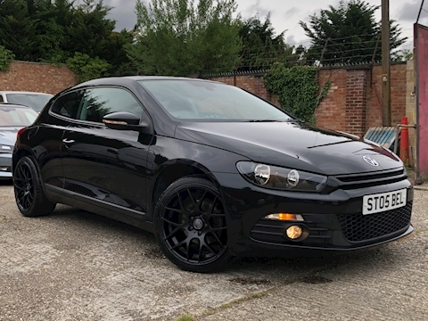 Volkswagen Scirocco Tdi Bluemotion Technology 2.0 2dr Coupe Manual Diesel