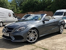 E Class E 350 D Amg Line Edition Convertible 3.0 Automatic Diesel