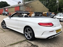 C Class C 200T Amg Line 2.0 2dr Convertible Automatic Petrol