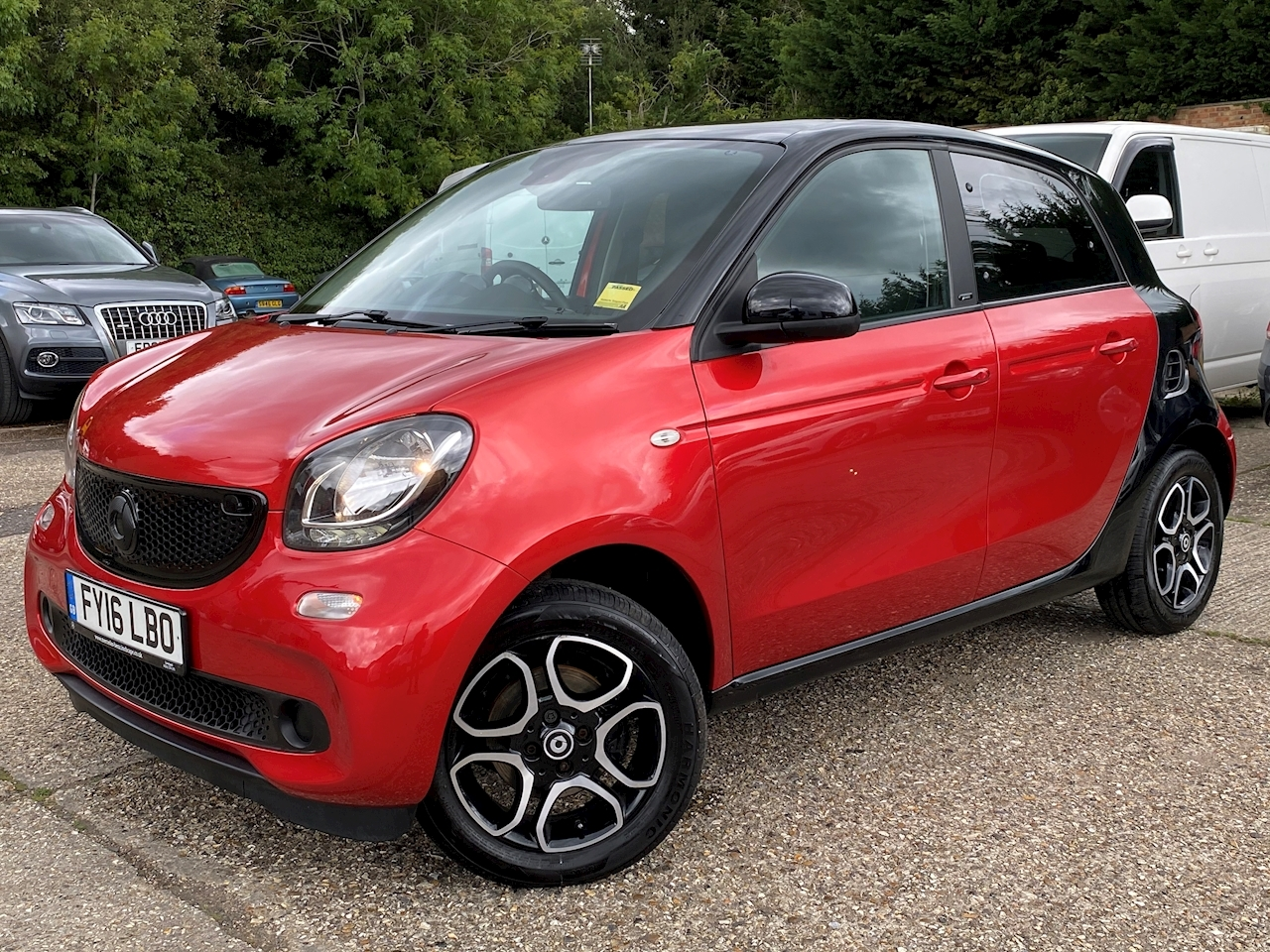 forfour Prime Hatchback 1.0 Manual Petrol