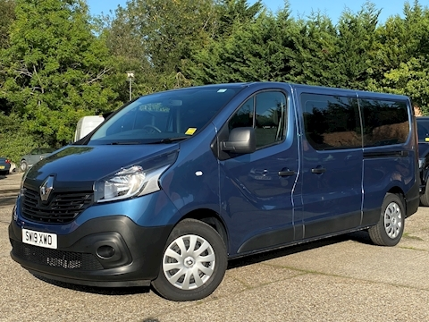 Renault Trafic Business Minibus 1.6 Manual Diesel
