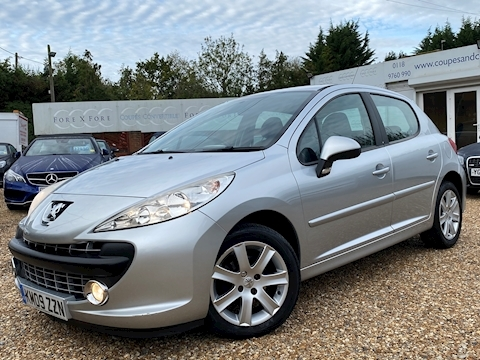 Peugeot 207 Sport Hatchback 1.6 Manual Diesel