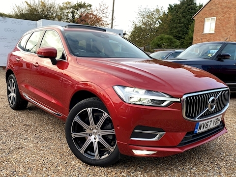 Volvo XC60 Inscription Pro SUV 2.0 Auto Diesel