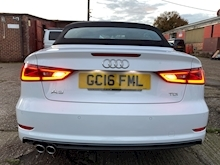 A3 Cabriolet 2.0 Tdi S Line Nav 2.0 2dr Convertible S-Tronic Diesel