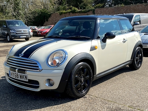 MINI Hatch 1.6 Cooper D 1.6 3dr Hatchback Manual Diesel