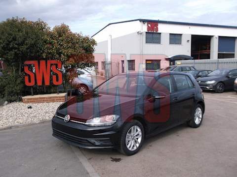 Volkswagen Golf TSi DSG 150 PS 1.4 Automatic Petrol