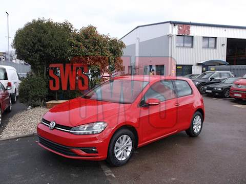 Volkswagen Golf TDi 116PS 1.6 Manual Diesel